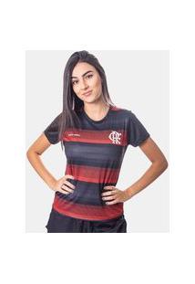 Camiseta Flamengo Cup Feminina