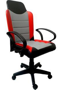 Cadeira Gamer New Vermelha