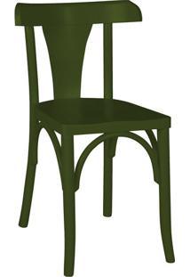Cadeira 0415-0-284 Felice Maxima Verde Musgo