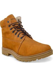 Bota Masc Cavalera Shoes 13.05.0427 Ocre