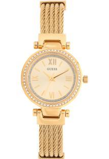 Relógio Guess 92665Lpgdda2 Dourado