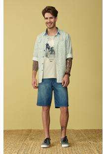 Bermuda Jeans Slim