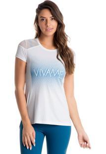 Camiseta Blue C/Tela