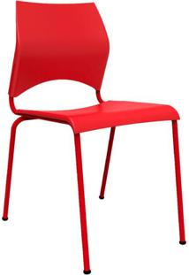 Cadeira Paladio Vermelho
