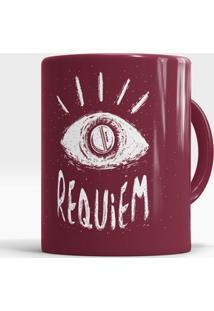 Caneca Requiem
