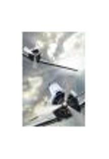 Painel Adesivo De Parede - Aviões - 583Pn-M