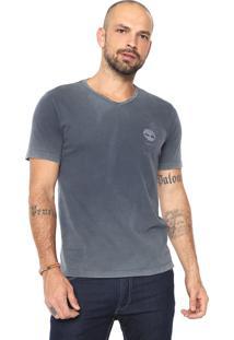 Camiseta Timberland Dark Cinza