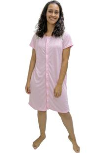 Robe Mardelle Feminino Em Malha Rosa - Rosa - Feminino - Dafiti