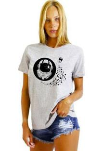 Camiseta Joss Básica Soup Astronauta Feminina - Feminino