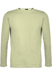 Camiseta Versatti Manga Longa 1 Fram Off White