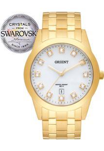 Relógio Orient Feminino Swarovski Elements Fgss1150B1Kx