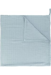 Moumout Cobertor Liso - Azul