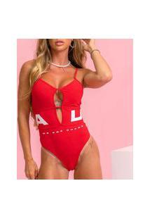 Body Hot Dress Vermelho Body Hot Dress Vermelho 22913 - G/L