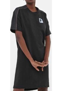 Vestido Fila Maxi Sports - Feminino