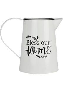 Vaso Kasa Ideia De Metal Bless Our Home
