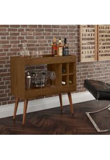 Aparador Bar Com Adega Coffee Break - Malbec - Rpm Mã³Veis - Incolor - Dafiti