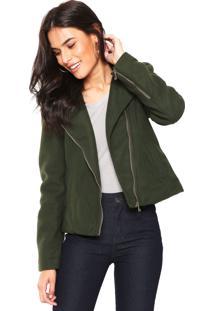 Jaqueta Fiveblu Perfecto Verde