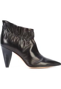 Derek Lam Ankle Boot 'Saskia Elastic' - Preto