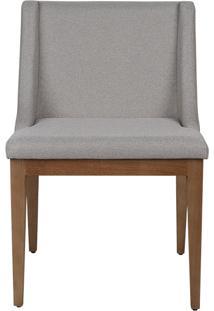 Cadeira Milena - Cinza