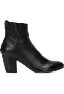 Officine Creative Ankle Boot 'Julie' - Preto