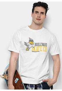 Camiseta Boulevard Skate Co. Mascot Masculina - Masculino