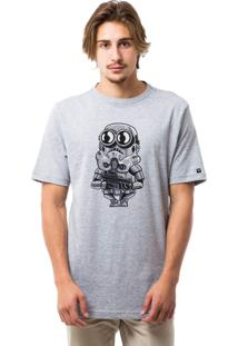 Camiseta Liv Geek Miniontrooper Mescla