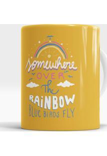 Caneca Somewhere Over The Rainbow