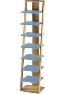 Prateleira Stairway Azul Serenata Máxima 1132-0-1137