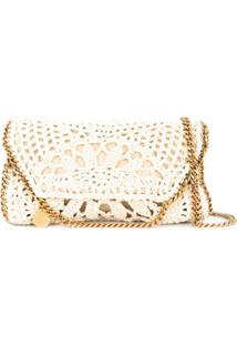 Stella Mccartney Bolsa Falabella Mini - Neutro