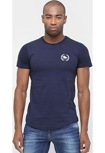 Camiseta Rg 518 Swag Bordado Básica - Masculino