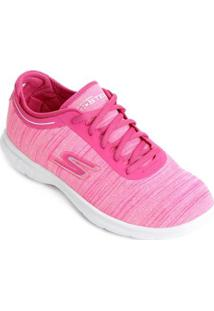 Tênis Skechers Go Step Vast Feminino - Feminino-Rosa