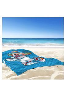 Toalha De Praia / Banho Patata Fofinho - Produto Licenciado Único