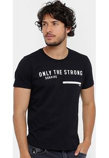 Camiseta Colcci The Strong Masculina - Masculino