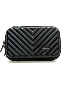 Mini Bag Bolsa Tictactoo Transversal Pochete Feminina - Feminino