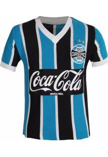 Camiseta Masculina Dilva Oldoni Grêmio Retro 1989
