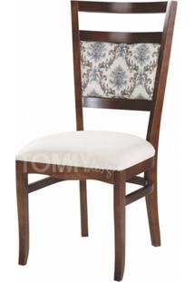 Cadeira Siena - Floral - Tommy Design