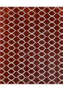 Tapete Monte Carlo La Rousse Retangular (250X300Cm) Vermelho E Creme