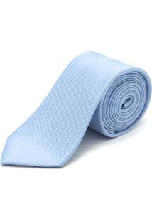 Gravata Sergio K Textura Azul