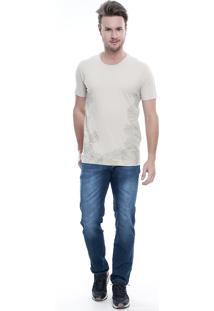 Calça Jeans Lemier Collection Slim Fit Azul