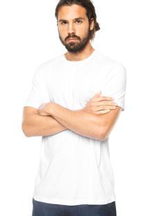 Camiseta Manga Curta Calvin Klein Lisa Branca