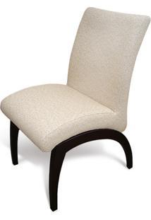 Cadeira Anos 50 Madeira Maciça Design Retrô