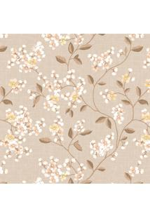 Papel De Parede Stickdecor Adesivo Floral Galhos 3Mt A 1,00Mt L