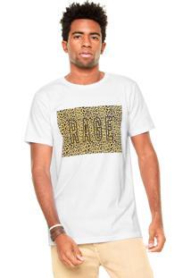 Camiseta Fiveblu Rage Branca