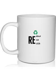 Kit 4 Canecas Eco Personalizadas 3 R'S