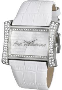 920b3d7cd05 Relógio Digital Ana Hickmann Branco feminino