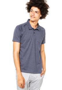 Camisa Polo Oakley Essential Pocket Roxo