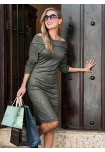 2f6542cdf Vestido Bonprix Cinza feminino | Gostei e agora?