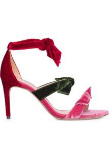 Sandália Feminina Lolita Fabric - Vermelho