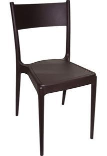 Cadeira Diana Marrom - Tramontina