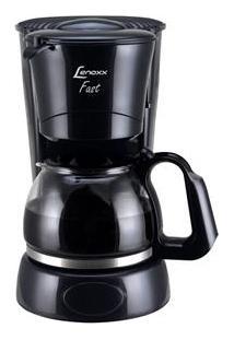 Cafeteira Elétrica Lenoxx Fast Pca011 - Preta